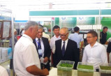 """2016 On May 11 - 13 the IX republican fair of Innovative ideas, technologies and projects was held in the exhibition center """"Uzexpomarkaz""""."""