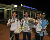 """Students TIIM became a prize-winner in sports games """"Universiade-2016"""""""